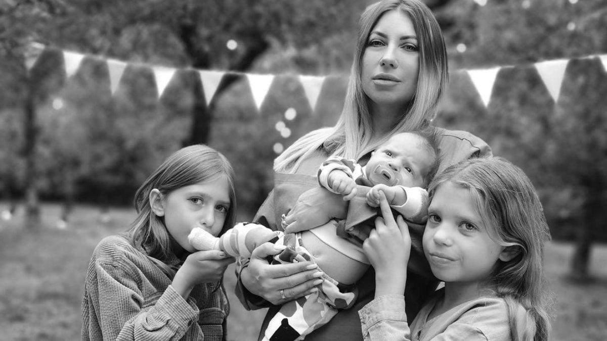 Дружина Анатолія Анатоліча показала нові фото маленького сина - Новини шоу-бізнесу - Showbiz
