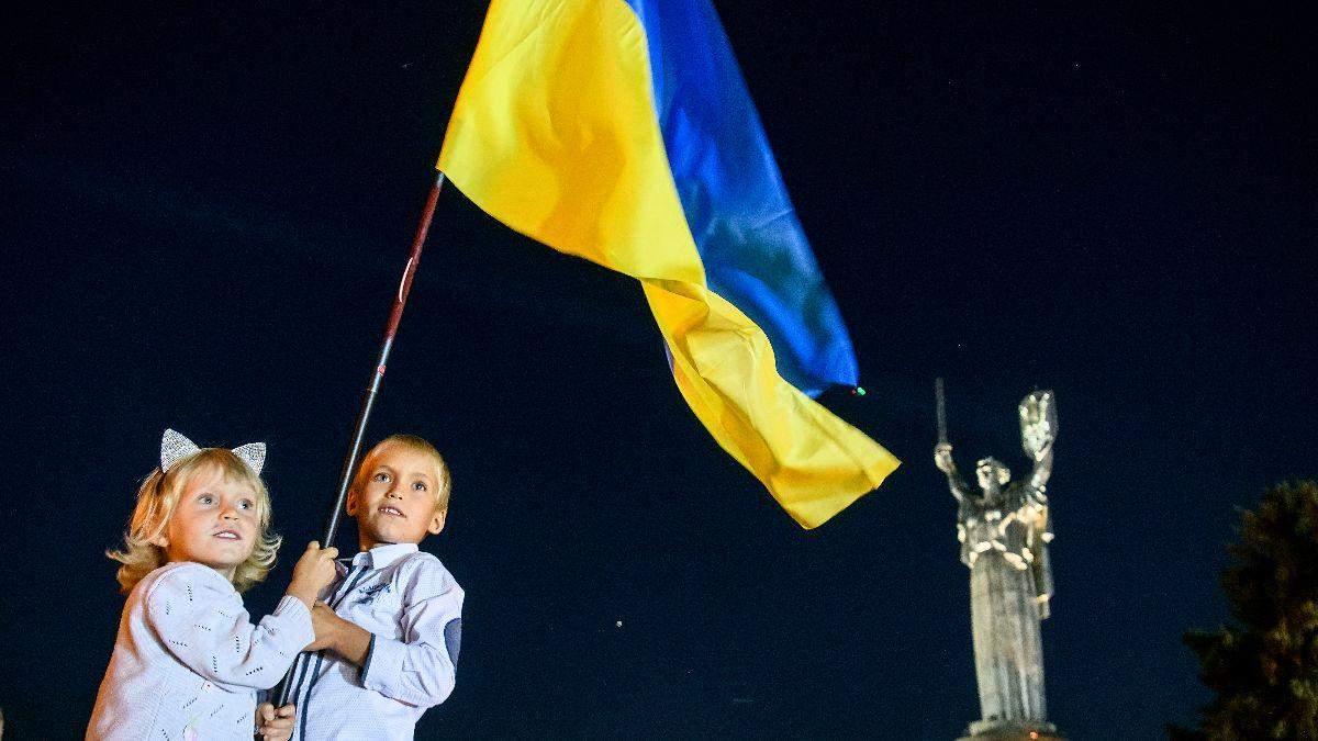 Україна – це ми: святкова добірка патріотичних пісень - Новини шоу-бізнесу - Showbiz