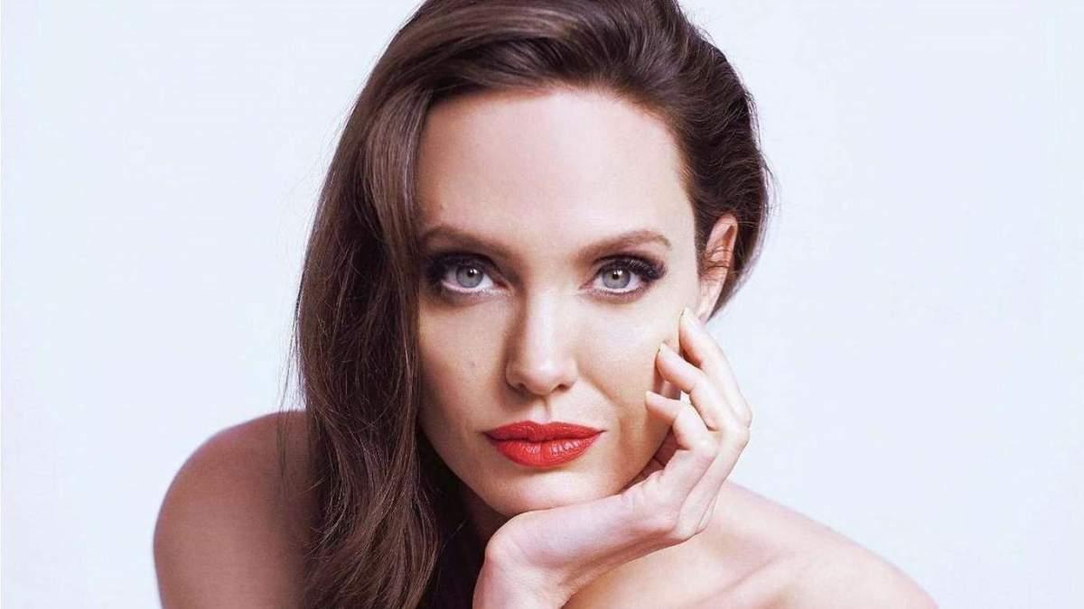 Анджілена Джолі зареєструвалась в інстаграмі: яким став перший допис акторки - Showbiz