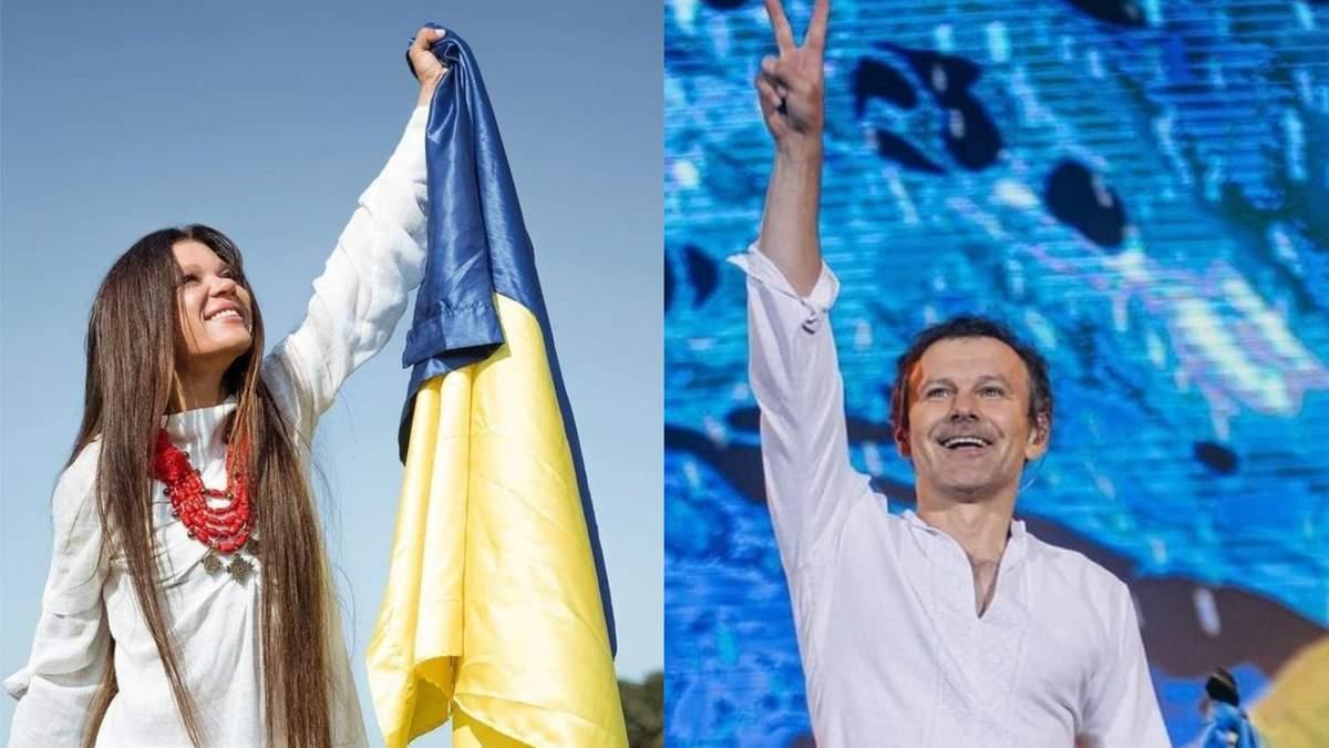 Підсумки тижня: пишне святкування Дня Незалежності, батьківство Вакарчука та відбір на Оскар - Україна новини - Showbiz