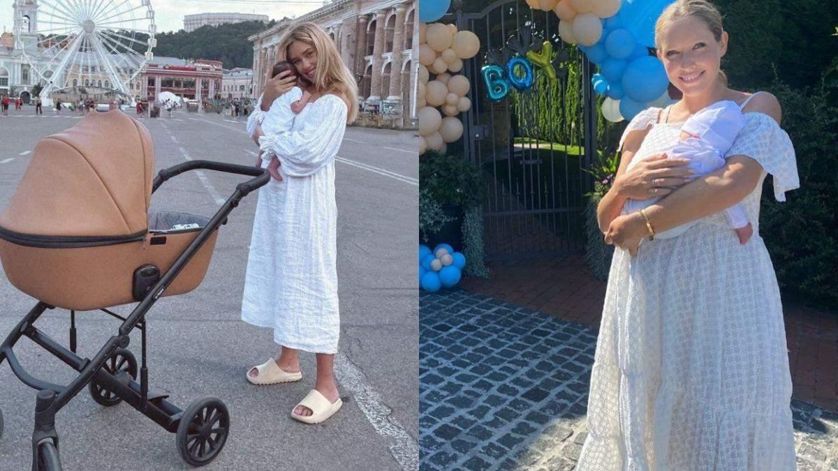 Зірковий бейбі-бум: які знаменитості стали батьками влітку 2021 - Новини шоу-бізнесу - Showbiz