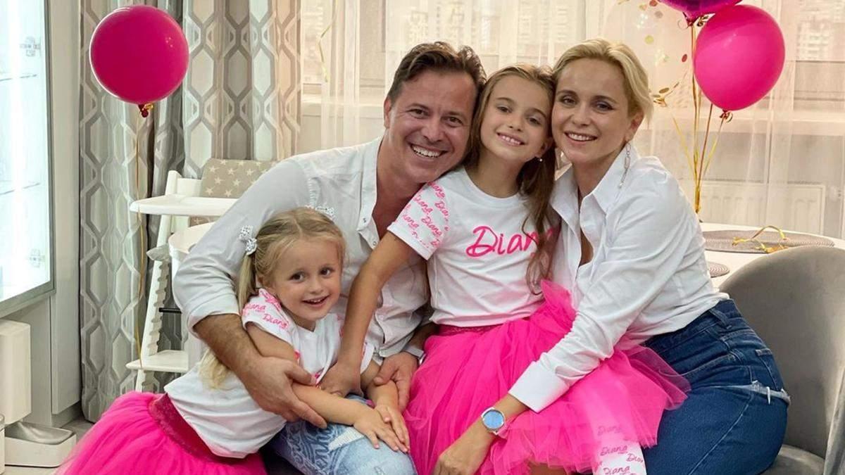 Лілія Ребрик показала вечірку, яку влаштувала в день народження старшої доньки - Новини шоу-бізнесу - Showbiz