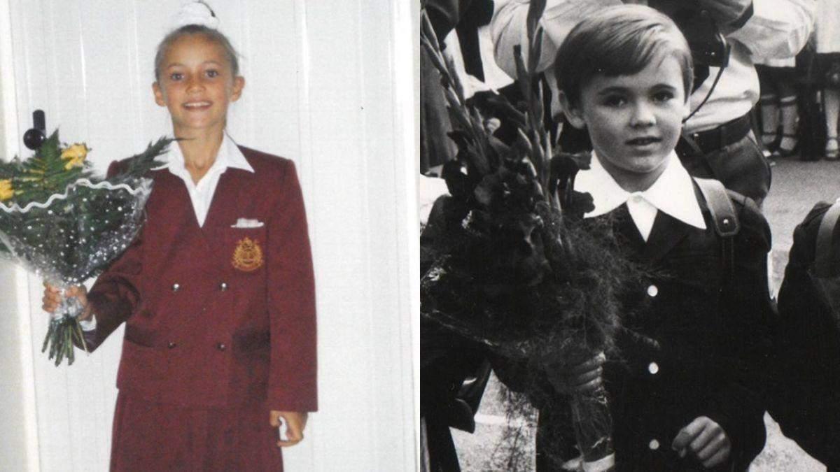 Як українські зірки виглядали у школі: архівні фото - Новини шоу-бізнесу - Showbiz