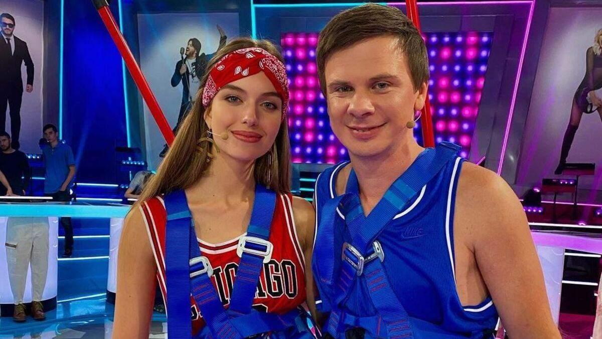 Подвійне щастя звалилося на голову, – дружина Дмитра Комарова про знайомство з чоловіком - Новини шоу-бізнесу - Showbiz