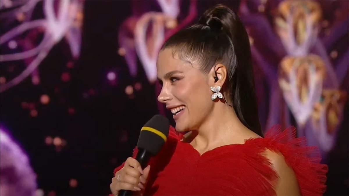 """Ведуча """"Танців з зірками"""" Іванна Онуфрійчук провела ефір в сукні від Dior - Showbiz"""
