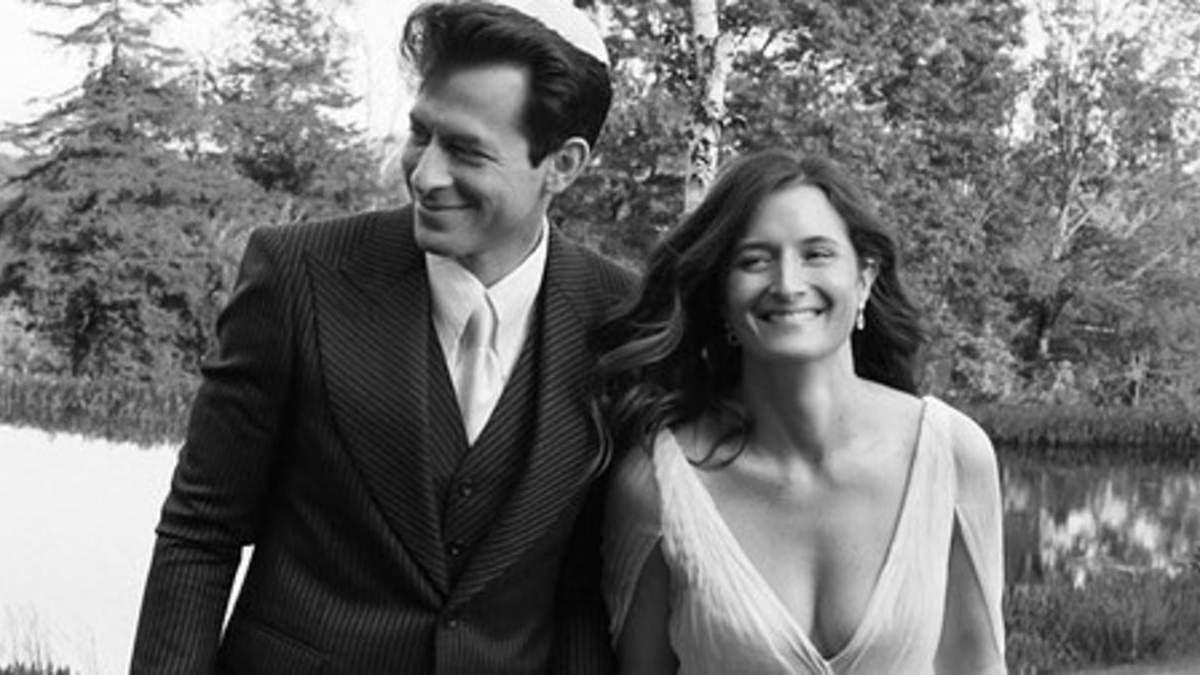Донька Меріл Стріп вийшла заміж за британського музиканта: романтичне фото - Новини шоу-бізнесу - Showbiz