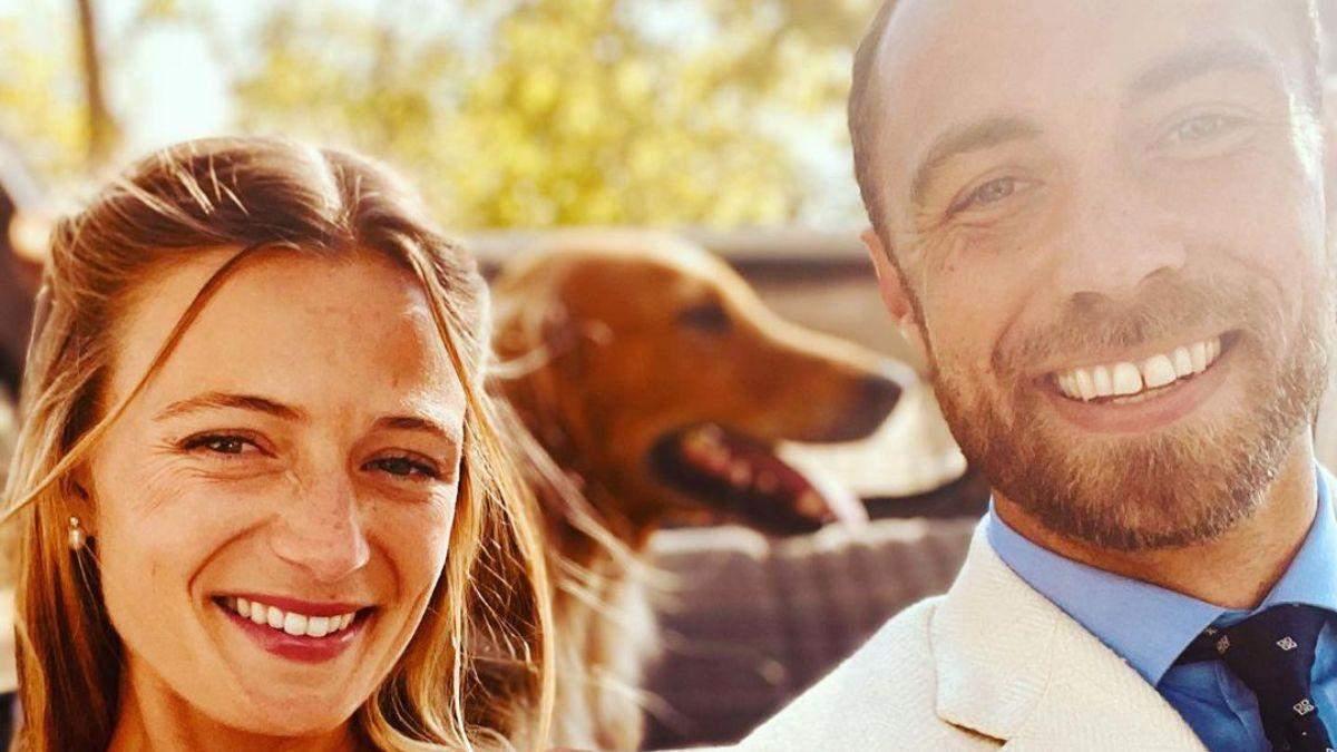 Брат Кейт Міддлтон одружився: перше фото подружжя - Новини шоу-бізнесу - Showbiz