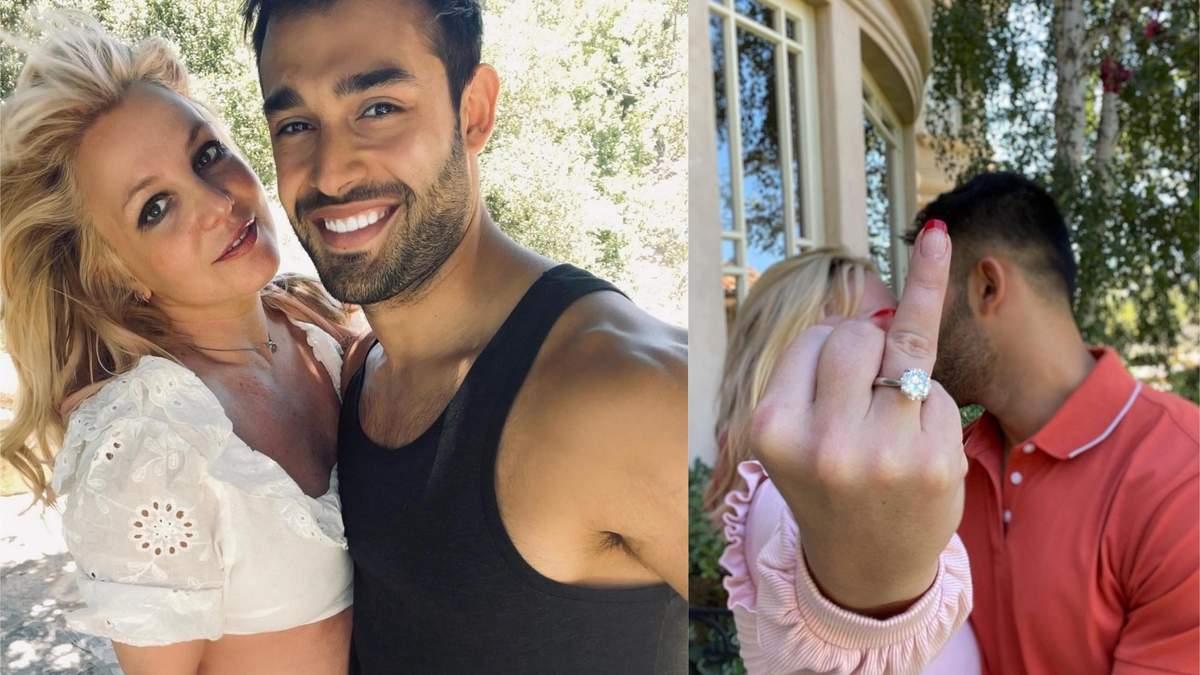 Бритни Спирс выходит замуж за бойфренда после скандала с опекунством отца: эмоциональное видео