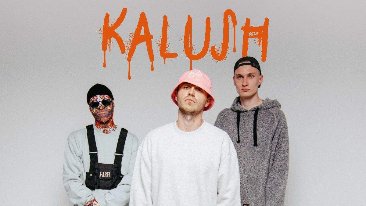 KALUSH дасть сольний концерт у Львові: кліпи українського гурту - Новини шоу-бізнесу - Showbiz