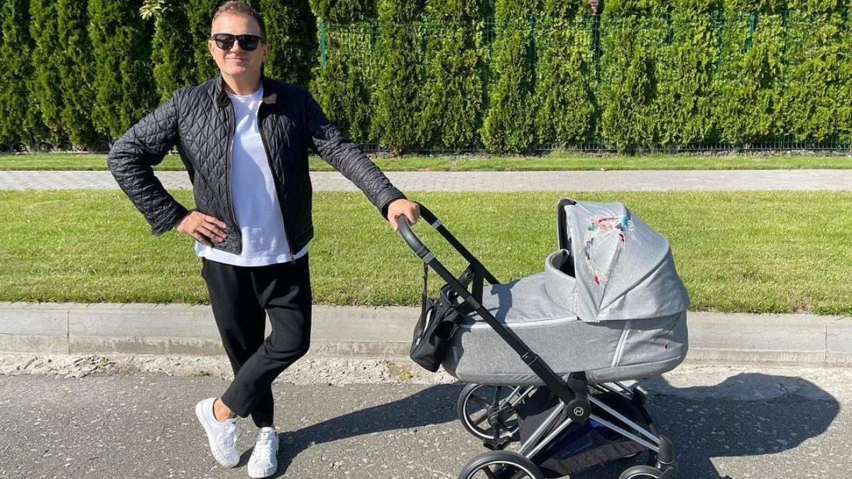 Юрий Горбунов растрогал новым фото с маленьким сыном