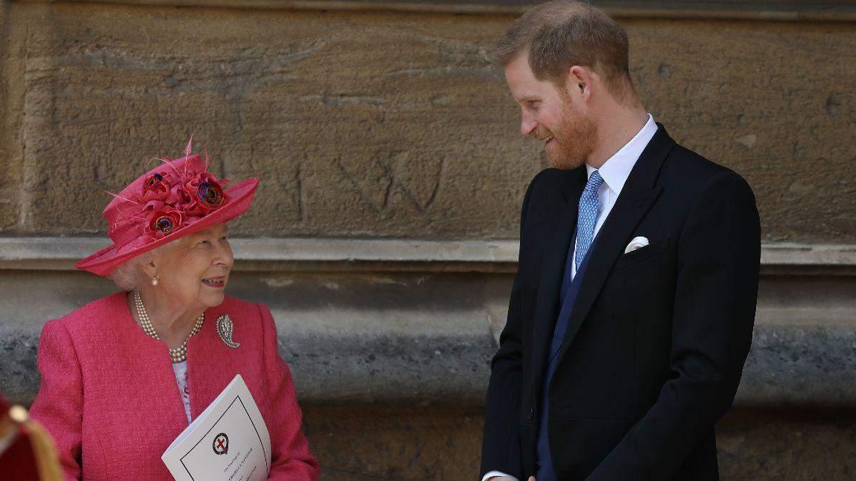 Королева Елизавета II поздравила принца Гарри с днем рождения