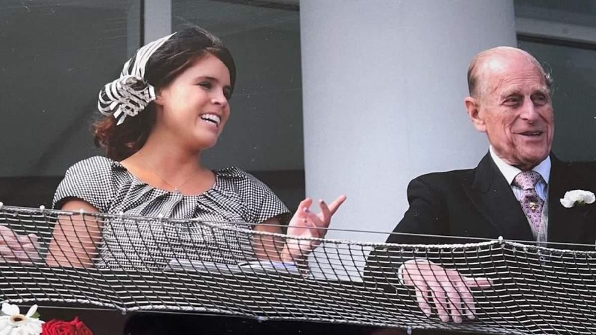 Принцеса Євгенія поділилась, як познайомила сина з покійним дідусем Філіпом - Новини шоу-бізнесу - Showbiz