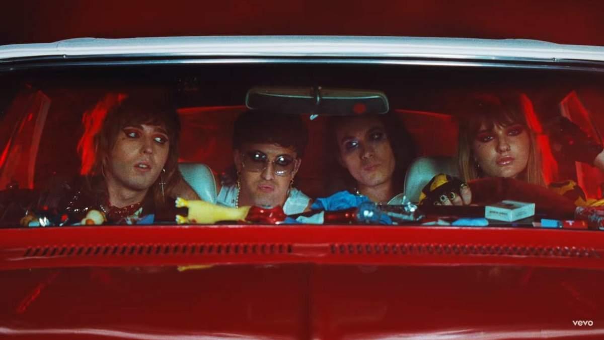 Måneskin випустили відео на першу пісню після перемоги на Євробаченні - Новини шоу-бізнесу - Showbiz