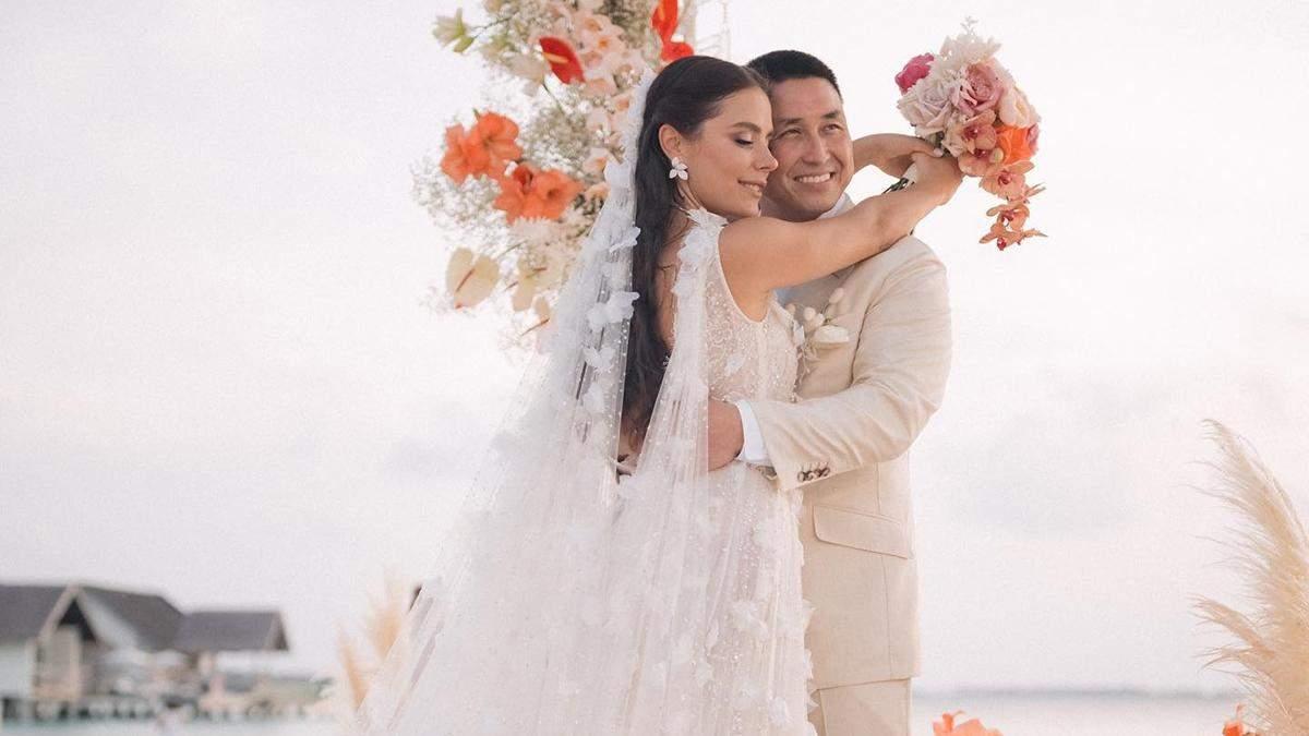 Іванна Онуфрійчук зізналась, що її чоловік спустив на весілля всі свої гроші - Новини шоу-бізнесу - Showbiz