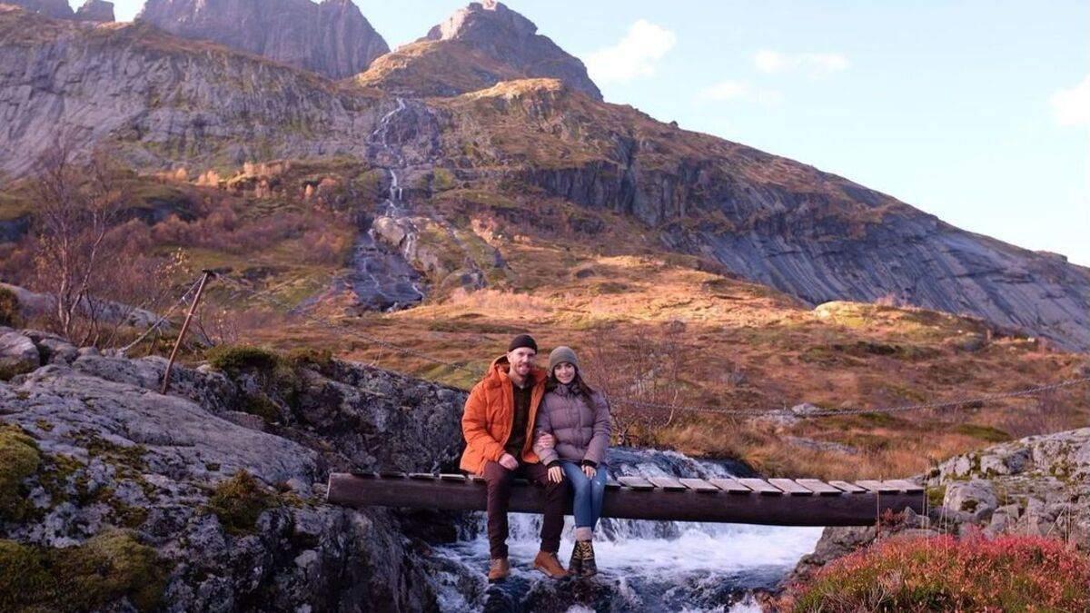 Після казкового весілля: Лілі Коллінз та Чарлі Макдавелл провели медовий місяць у Скандинавії - Новини шоу-бізнесу - Showbiz