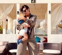 Джамала відпочиває в Єгипті з молодшим сином: зворушливі фото