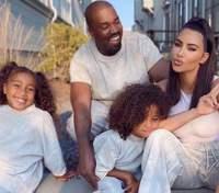 Каньє Вест хоче добитися спільної опіки над його дітьми з Кім Кардашян