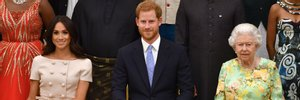 Принц Гаррі й Меган Маркл не будуть переносити вихід інтерв'ю через хворобу принца Філіпа