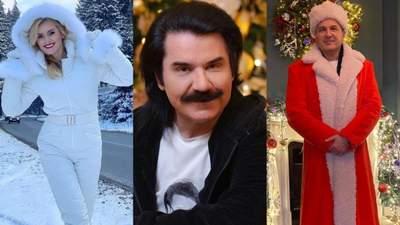 Федишин, Зибров, Горбунов: как украинские звезды поздравляют с праздником Крещения – яркие фото