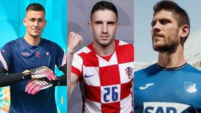 Футболісти збірної Хорватії на Євро-2020: найкращі фото красенів