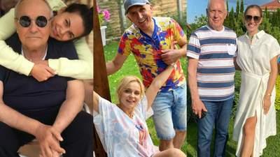Каменских, Ребрик, Осадчая: знаменитости поздравляют с Днем отца – чувственные фото и видео