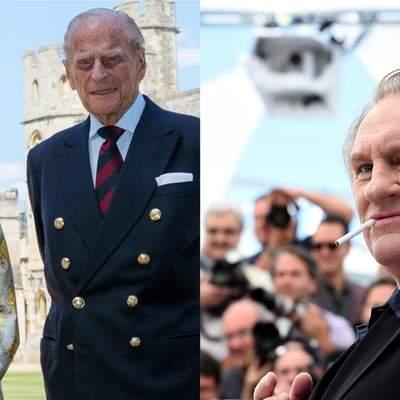 Итоги недели: звездный бэби-бум, болезнь принца Филиппа и секс-скандал с Депардье