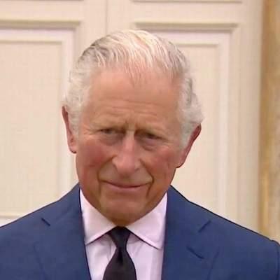 Принц Чарльз вперше звернувся до громадськості після смерті батька принца Філіпа