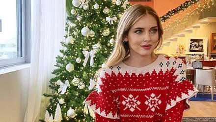 Як знаменитості прикрасили новорічні ялинки: добірка яскравих кадрів
