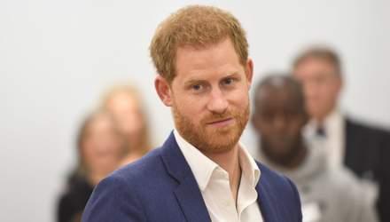 Відпустив хвостик: сусід принца Гаррі розповів про зміни іміджу королівського нащадка