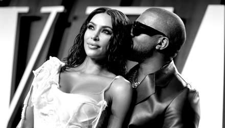 Офіційно: Каньє Вест та Кім Кардашян подали на розлучення, – ЗМІ