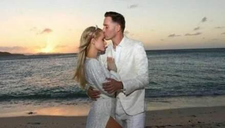 Наречена Періс Гілтон зізналась, чи буде брати прізвище коханого після весілля