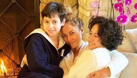 Дженніфер Лопес зворушливо привітала дітей з 13-річчям: миле відео