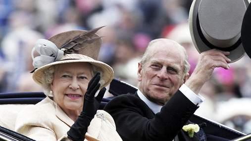 Чоловік Єлизавети ІІ провів останню офіційну зустріч перед пенсією