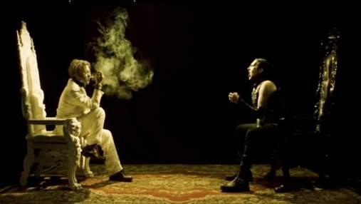 В новом клипе Мэрилина Мэнсона снялся известный голливудский актер – видео 18+