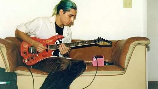 Умер один из основателей группы Marilyn Manson