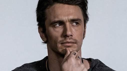 Актера Джеймса Франко обвинили в домогательствах