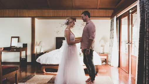 Тоня Матвієнко та Арсен Мірзоян показали нові фото з весілля у Таїланді
