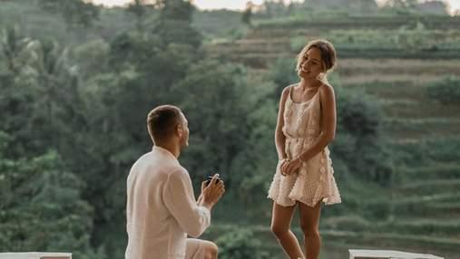Телеведучий Нікіта Добринін одружується: з'явилось фото обручки