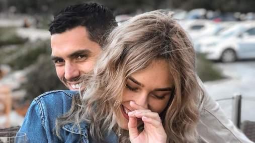 Нікіта Добринін та його наречена Даша Квіткова самоізолювалися вдома через коронавірус