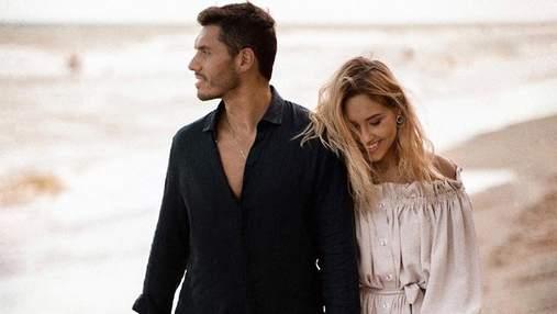 Нікіта Добринін та Даша Квіткова показали гру для закоханих пар: чуттєве відео