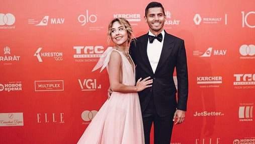 В сети появилось первое видео женитьбы Никиты Добрынина и Даши Квитковой