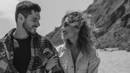Нікіта Добринін поділився романтичним фото з дружиною