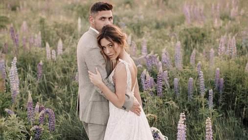 Никита Добрынин и Даша Квиткова сыграли свадьбу: роскошные фото платья и церемонии