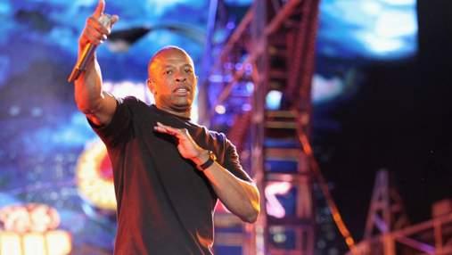 Рэпер Dr. Dre попал в реанимацию: причина срочной госпитализации