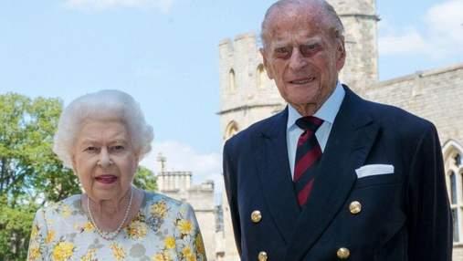 Королева Єлизавета ІІ та принц Філіп вакцинувалися від коронавірусу