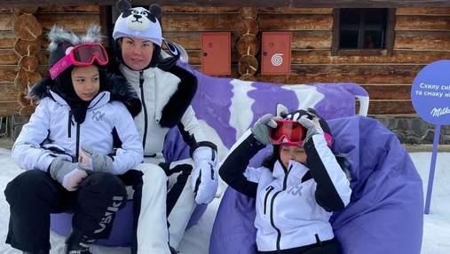 Праздники в Карпатах: какие украинские звезды выбрали отдых в горах