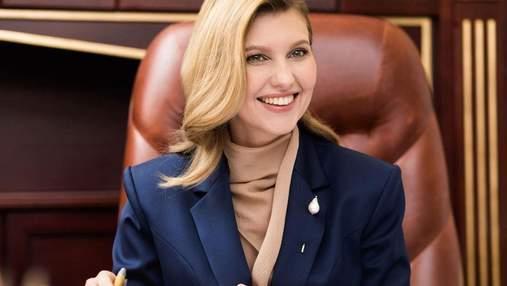 Олені Зеленській – 43: її основні досягнення в ролі першої леді України