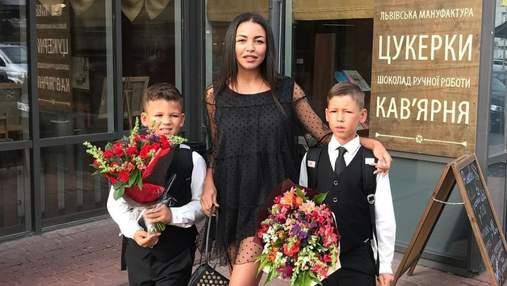 Діти Серьоги і Поліни Ололо залишаться жити з репером: рішення суду
