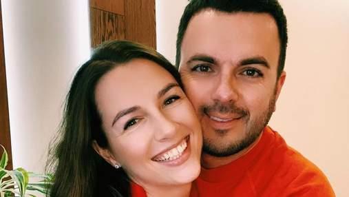 Дружина Григорія Решетника замилувала мережу романтичним фото з коханим