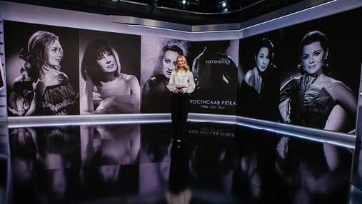 Маша Ефросинина, Ирма Витовская и другие украинские звезды на снимках чувственного проекта